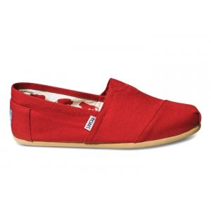 Red Canvas Men's Classics