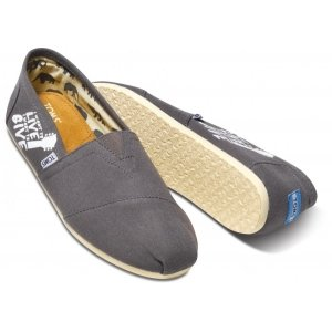 Be The Change Ash Canvas Men's Classics