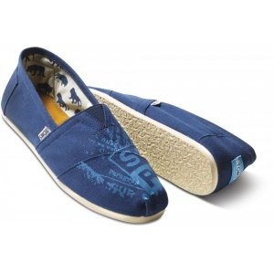 Be The Change Navy Canvas Men's Classics