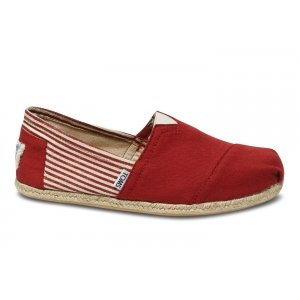University Red Rope Sole Men's Classics